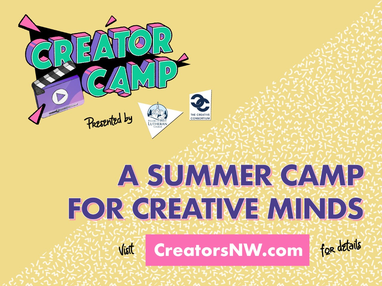 Creator Camp logo